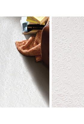 Plato Lüks Beyaz Kesme Yolluk 80x100 cm