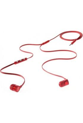 HTC RC-E241 Mikrofonlu Kulakiçi Kulaklık - Kırmızı