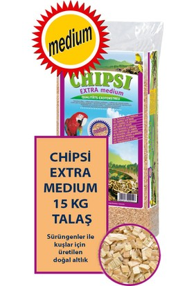 Jrs Chipsi Extra Medium Taban Malzemesi 15 Kg