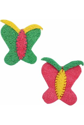 Eastland Tavşan Kemirme Kelebek Desenli