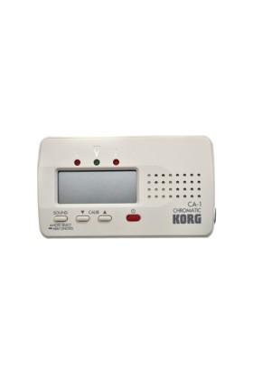 Korg Ca-1 (Choramatic Tuner) Tuner - Akort Aleti