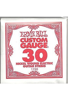 Ernie Ball P01130 / 030 Elektro Tek Tel Nickel Wound