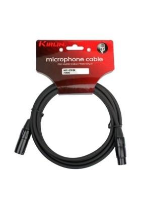 Kirlin Mpc-470 3M. Mikrofon Kablosu