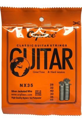 Orphee Nx35 Klasik Gitar Teli