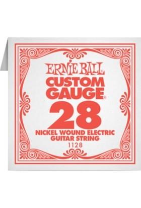 Ernie Ball P01128 / 028 Elektro Tek Tel Nickel Wound