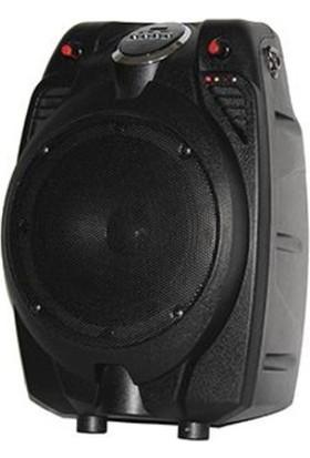 Ace Audio Pma-65Abw Amfi Şarjlı 30W Taşınabilir Mikrofonlu