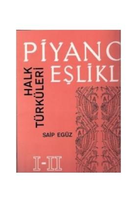 7Nota Piyano Eşlikli Halk Türküleri I - Iı