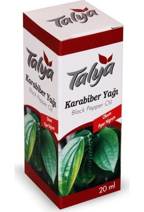 Talya Karabiber Yağı 20 Ml