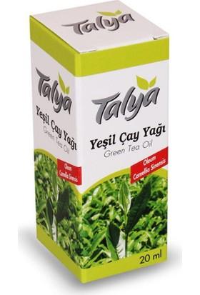 Talya Yeşil Çay Yağı 20 Ml