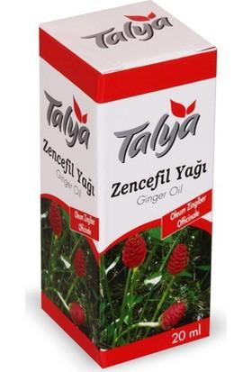 Talya Zencefil Yağı 20 Ml