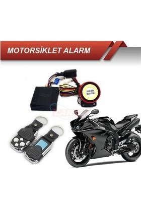 Nettedarikcisi Motorsiklet Alarmı Uzaktan Çalıştırmalı CARUB