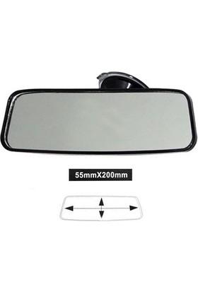 Nettedarikcisi Oto İç Dikiz Ayna Vantuzlu 20cm