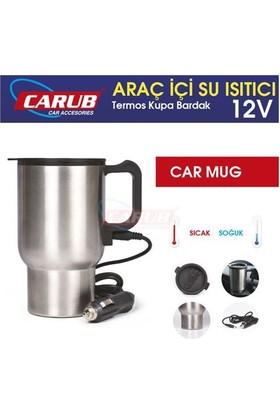 Nettedarikcisi Su Isıtıcı 12V Kahve Makinası Kupa Tip