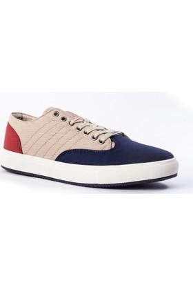 Carrano Erkek Ayakkabı 111222 Lacivert-Kum