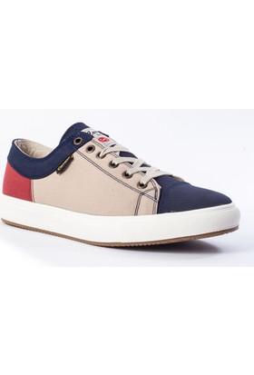 Carrano Erkek Ayakkabı 114229 Lacivert-Kum