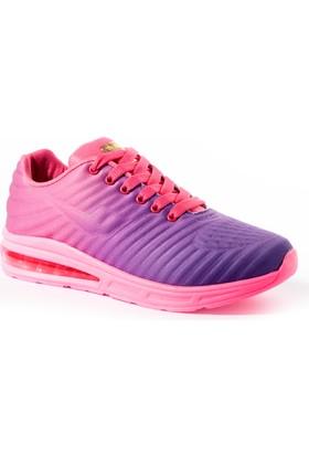 Viscon Kadın Ayakkabı 1675211 Fuşya-Mor
