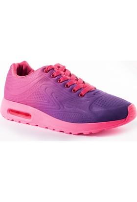 Viscon Kadın Ayakkabı 1677211 Fuşya-Mor