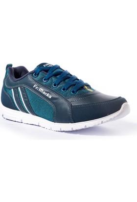 Free Marka Kadın Ayakkabı 4000123 Petrol