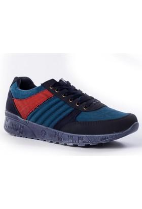 Free Marka Erkek Ayakkabı 4150111 Mavi