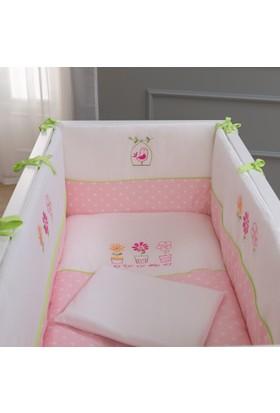 Funna Baby Garden Uyku Seti - 6 Parça - 70 x 130