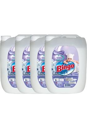 Bingo Soft 5 L Sensıtıve 4 Adet