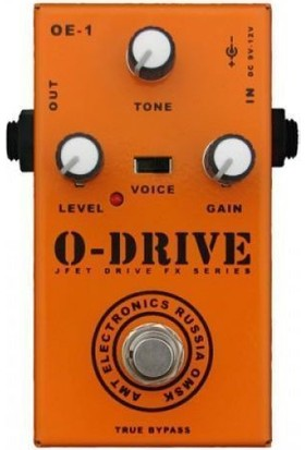 Amt Oe 1 - Overdrive Pedal