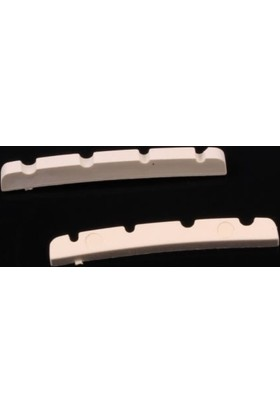 Graphtech Lc-1204-10 Bass Nubone Nut Slotted Fender Percision