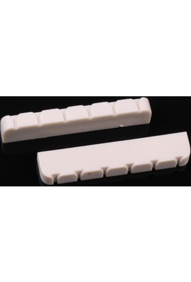 Graphtech Lq-6200-10 Tusq Classical Slotted Nut Pack Of 10