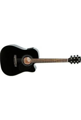 Cort Mr700Fbks Elektro Akustik Gitar