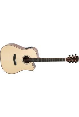 Cort Mras4-Nat Akustik Gitar