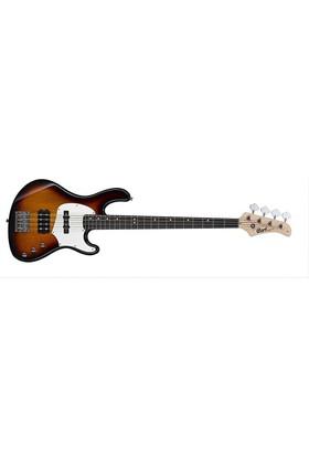 Cort Gb34A3Ts Bas Gitar 4 Tel