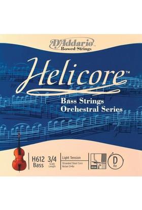Daddarıo H612 Kontrabas Tel Orchestral Ser?Es 34