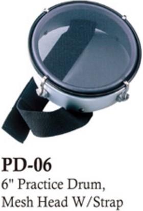 Maxtone Pd06 6 Çalışma Davulu File Derili