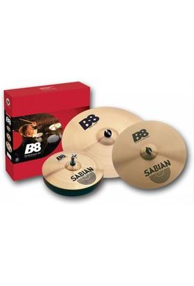 Sabıan 45003-14 İnç Davul Zili Sp B8 Perf Set W/14 Cym