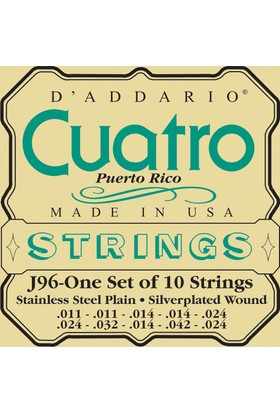Daddarıo J96 Cuatro Puerto Sılver :Daddarıo Abd
