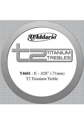 Daddarıo T4601 Klasik Gitar Mi Teli