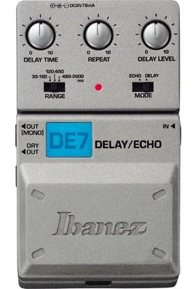 İbanez De7 Delay / Echo Pedal