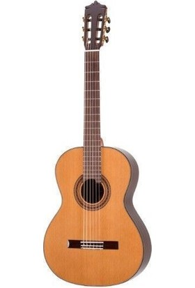 Martinez Mcg-58C Klasik Gitar Preliminary Serisi Masif Sedir Ön, Rw Yan Ve Arka, Rw Klavye