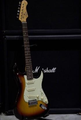 Kozmos Kst-62Sss-Grwn-3Ts 62 Stratocaster Sss Sunburst Elektro Gitar