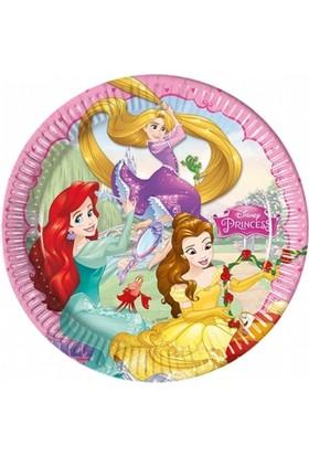 Sihirli Parti Düşler Prensesi Tabak