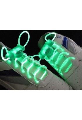50bir Işıklı Fiber Optik Ayakkabı Bağcığı