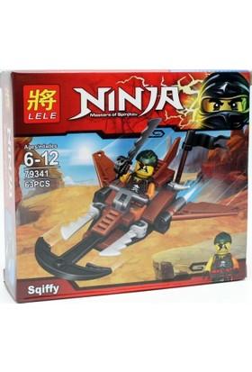 Lele Yeni Ninja Lele Hava Aracı Lego Serisi