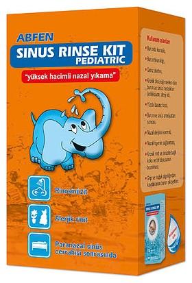 Abfen Sinus Rinse Kit Pediatric