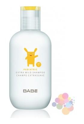 Babe Pediatrik Şampuan (Ekstra Yumuşak) 200Ml