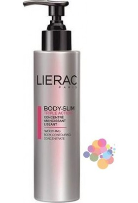 Lierac Body-Slim Triple Action Concentrate 200 Ml