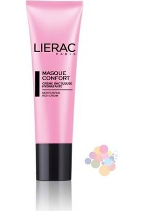 Lierac Masque Comfort 50 Ml (Tüm Cilt Tipleri İçin Nemlendirici Maske)