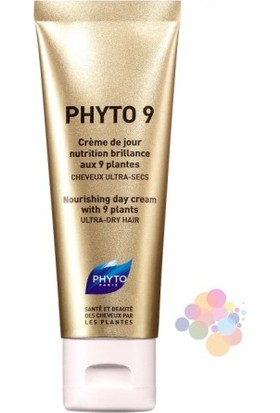 Phyto Phyto 9 Day Ceam 50 Ml (9 Bitki Özü İçeren Günlük Besleyici Krem)