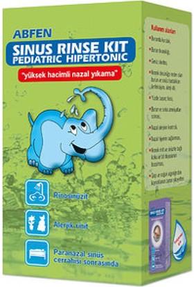 Abfen Sinüs Rinse Kit Pediatrik Hipertonic