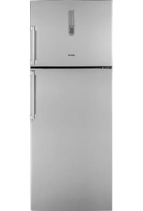 Vestel NFY520 X A+ 483 lt No-Frost Çift Kapılı Buzdolabı