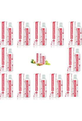 Organicum Şampuan Boyalı Yıpranmış Saçlar İçin 12 Adet